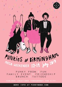 Punkies do Birmingham - Punky Prom