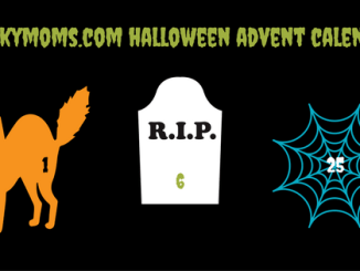 Come celebrate Halloween the whole month of October with our online Halloween Advent Calendar at Punky Moms. 31 days of spooky treats and ghoulish goodies.