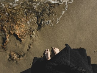A tropical goth playlist for feeling gloomy at the seaside. Stream free on our Spotify station, summer tracks from Warpaint to Lana Del Ray to Neil Young.