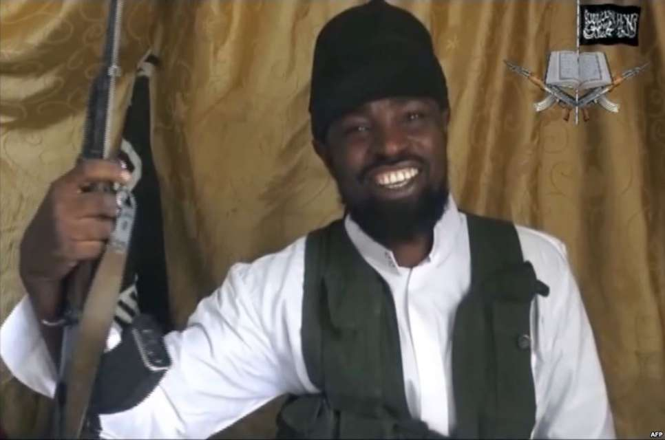 """I will run for President in 2019"" – declares Boko Haram leader, Abubakar Shekau, in new video"
