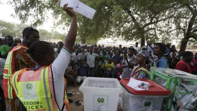 Prayer points will now count as votes, INEC tells voters who won't come out to vote