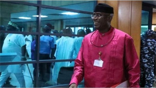 Senator Omo-Agege may have stolen INEC server, sources say