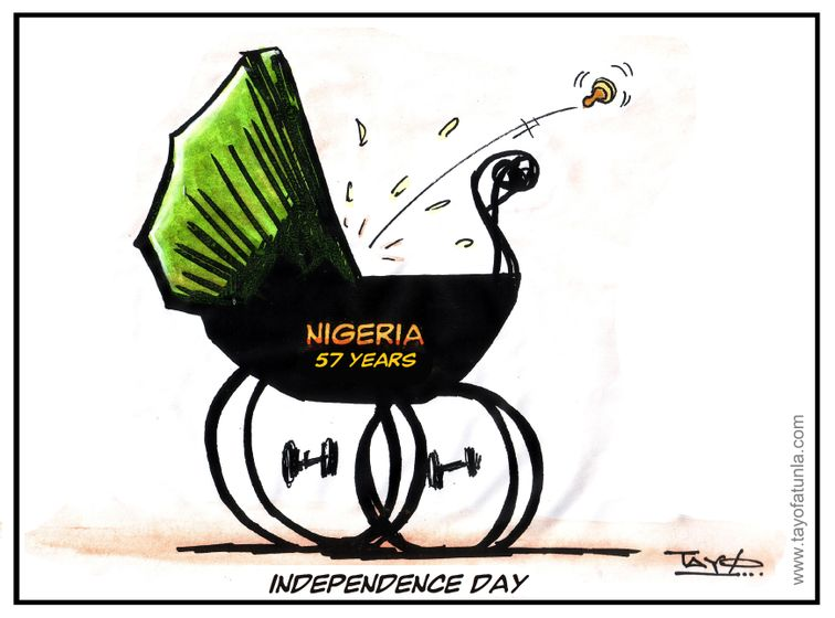 Independence Day: Abuja civil servants celebrate in style, take two months break