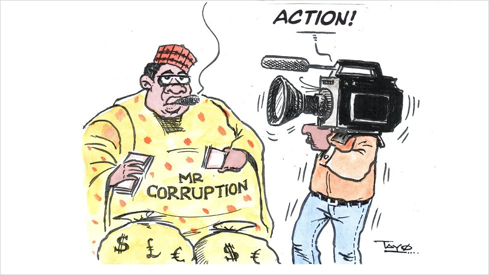 Of Naija, empty barrels, and noise-making