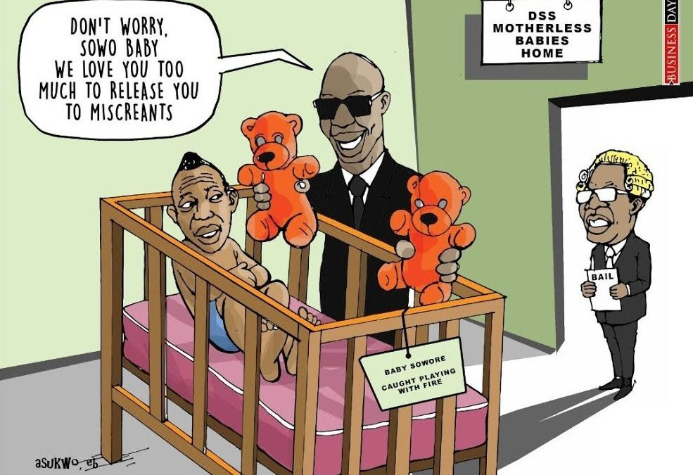 Satire 0-1 News: Kano's tricycles, Lagos' mistakenly electrocuted prisoners, and other stories