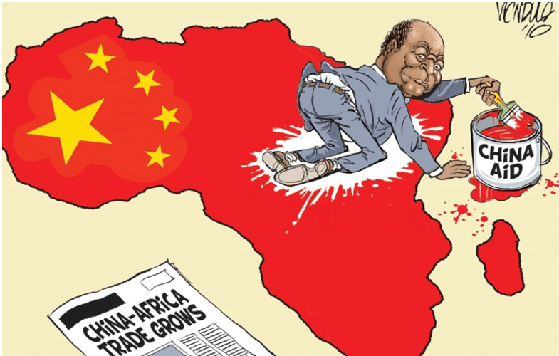 Dear Republic of China | Fatima Damagum