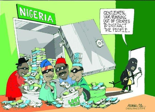The Nigerian dream