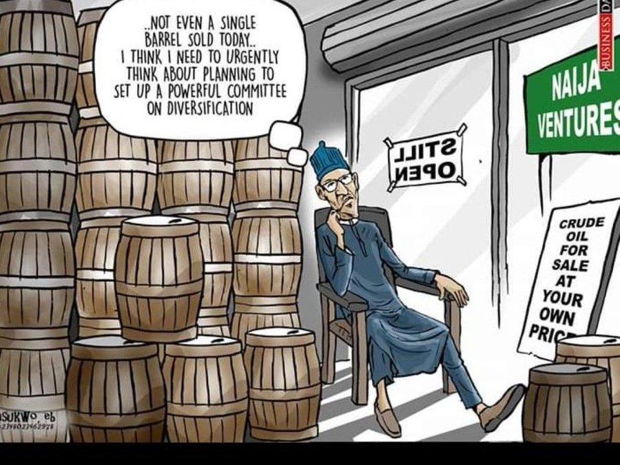 Nigeria: A satire | John Chizoba Vincent