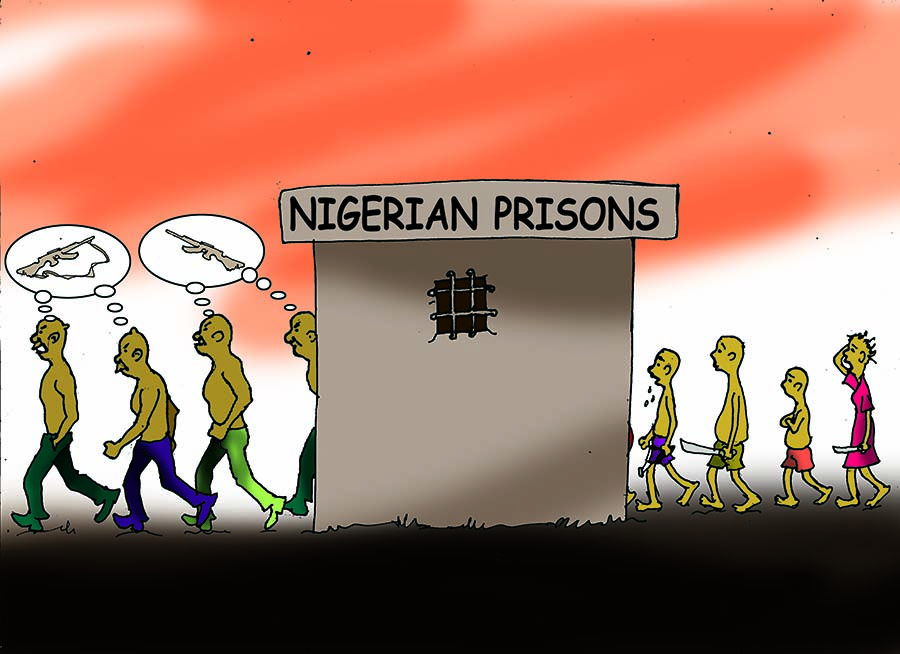 From pit to palace: The rise and rise of Nigerian prisons