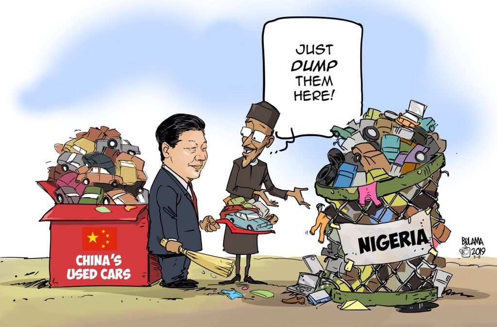 Nigeria: People's Republic of China, Phase II