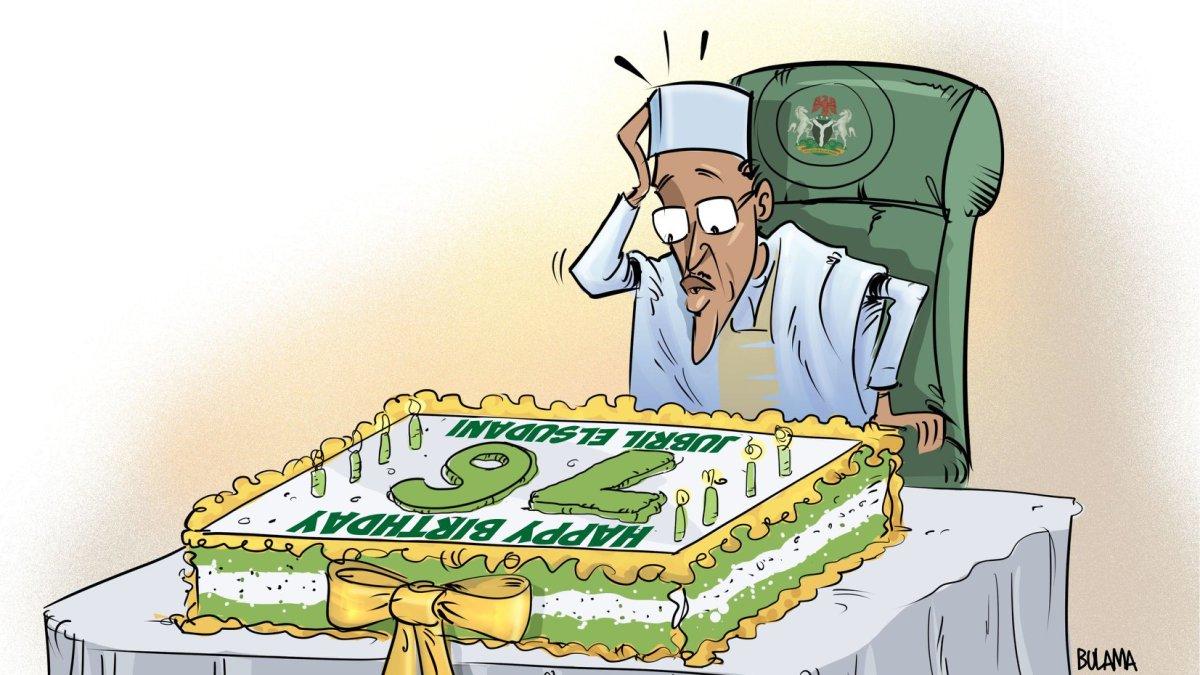 Angel Buhari at 78