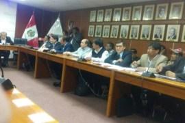 Participaron alcalde de la región Puno y bancada parlamentaria puneña. | Fuente: Gobierno Regional Puno