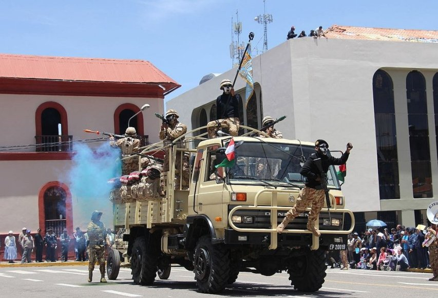Así se recordó el 192° aniversario de la Batalla de Ayacucho