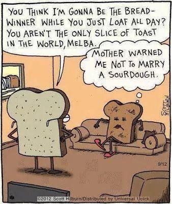 Image result for baking bread funny baker comic