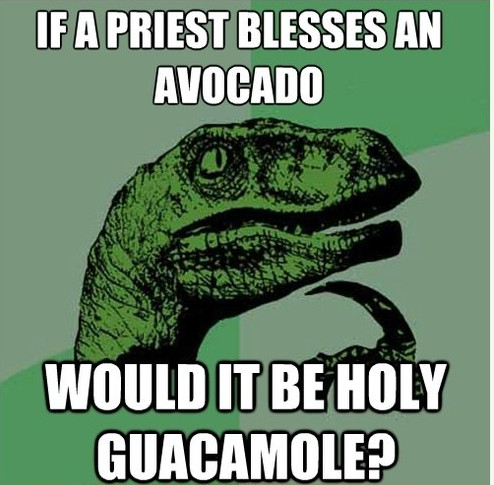 guacamole puns