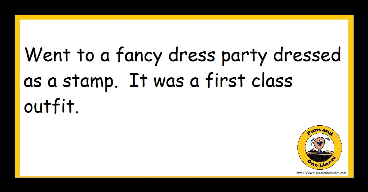 It was a first class outfit