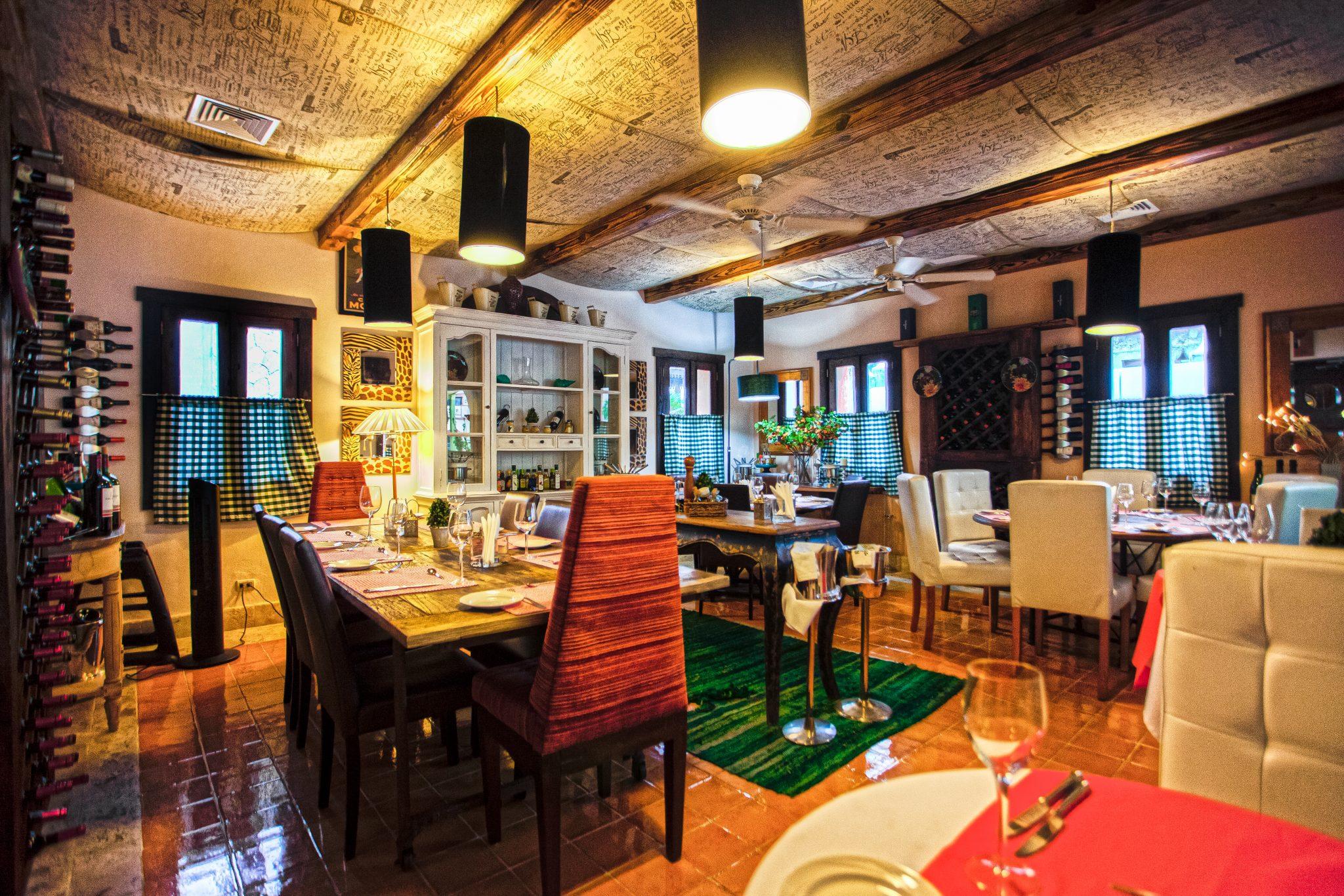 Restaurante El Pórtico. Un recorrido de sabores a la cocina típica ...