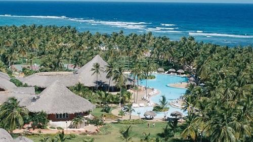 Club Mediterranée el primer gran resorts en instalarse el el destino Punta Cana