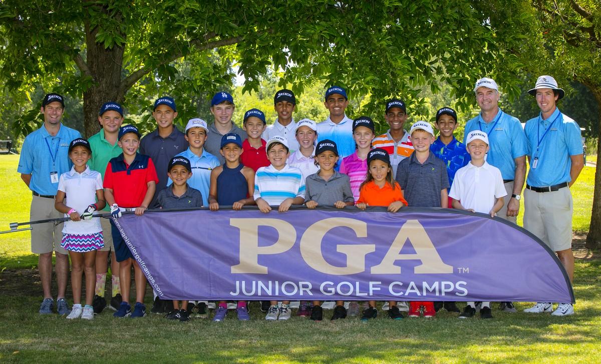 795fa7742 El prestigioso complejo de Casa de Campo Resort y Villas en conjunto con la  PGA anunció por primera vez en el país su campamento Junior de Golf bajo ...