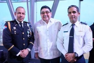 General Torres Dotel, Miguel Calzada, Juan Carlos Torres