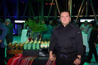 Chef Mexicano Victor Mosqueda