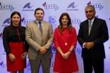 Sheily Viuque, Andrés Marranzini, Paola Rainieri, Fausto Fernández