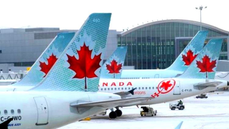 canadian flights to mexico canceled