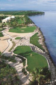 La Cana golfbanen