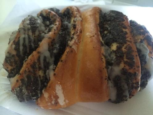 The Poppy-seed sweetbread