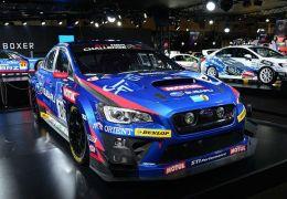 Subaru WRX STI NBR - PUNTA TACÓN TV