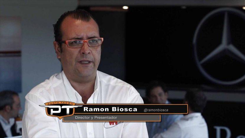 RAMON BIOSCA - Vuelta Rápida GT - PUNTA TACON TV