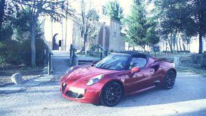 Alfa Romeo 4C Spider - PUNTA TACON TV