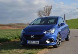 Opel Corsa OPC frontal - PUNTA TACÓN TV