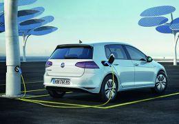 Volkswagen e-Golf trasera - PUNTA TACÓN TV