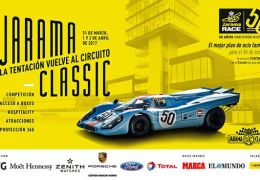 Cartel II Jarama Classic - PUNTA TACÓN TV