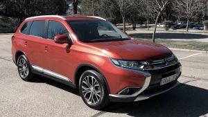 Mitsubishi Outlander - PUNTA TACON