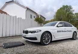 Carga inalámbrica BMW - PUNTA TACÓN TV