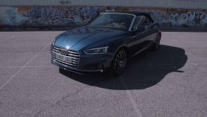 Audi A5 Cabrio - PUNTA TACON