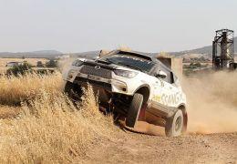 SsangYong lidera el Campeonato de España de Rallyes Todo Terreno