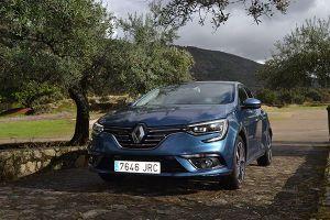 Nuevo Renault Mégane Bose frente - PUNTA TACÓN TV