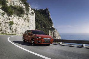 Nuevo Subaru Impreza frontal - PUNTA TACÓN TV