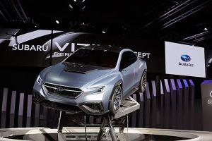 Subaru VIZIV Performance Concept Stand Tokio - PUNTA TACÓN TV