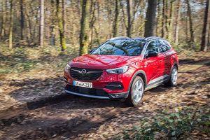 Opel Grandland X en barro - PUNTA TACÓN TV