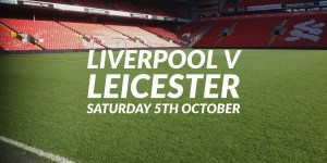 Liverpool v Leicester Betting Tips — September 14th, 2019 @ 12.30pm