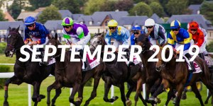 September 2019: Top Horse Racing Tipsters Of The Month