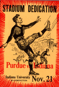 Courtesy  1925 Memorial Stadium Dedication Program