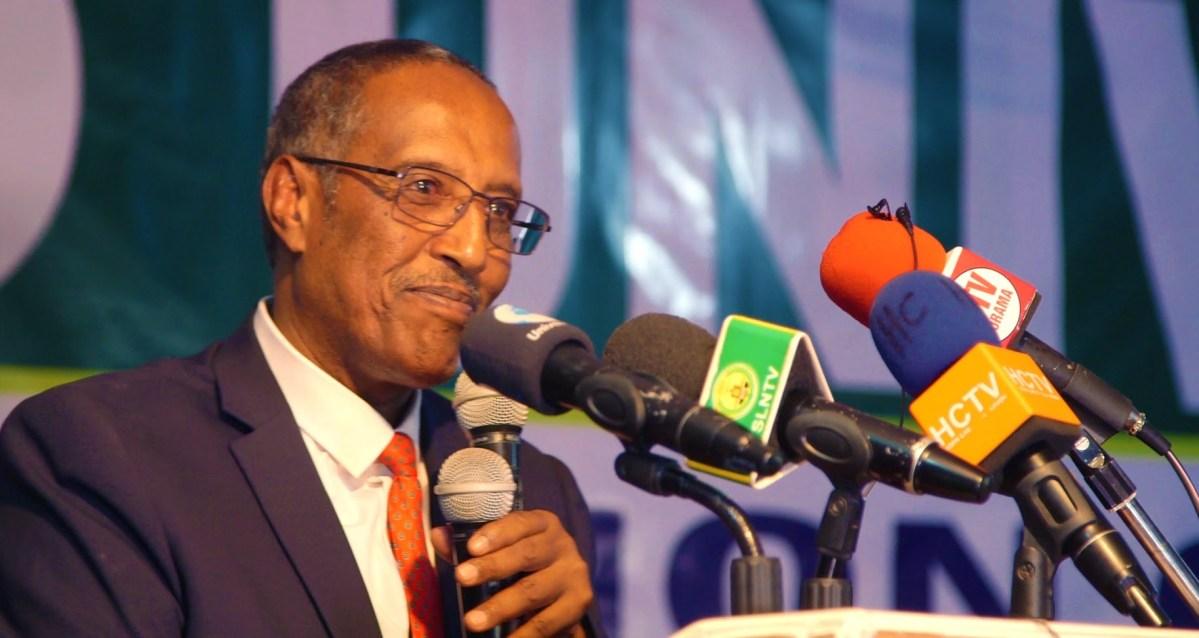 Faallo: Muuse Biixi oo noqon doona Madaxweynaha Somaliland