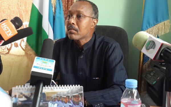 """Daawo Wasiir Qarjab:- ''Somaliland waxa ay taageertaa Al-Shabaab"""""""