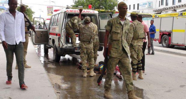 Dowladda oo Sheegtay In La Toogtay Al-Shabaab Doonayay in ay Galaan Madaxtooyadda