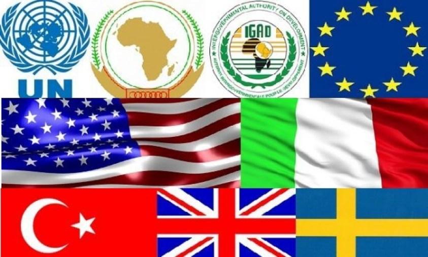 Maamulada Puntland & Somaliland oo loogu baaqa inay joojiyaan dagaalka u dhexeeya